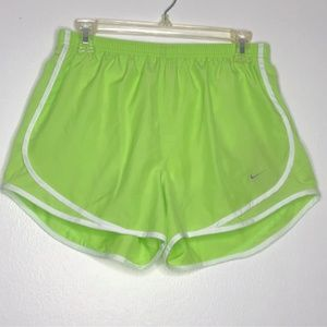 NWT Nike Green Atheltic Shorts